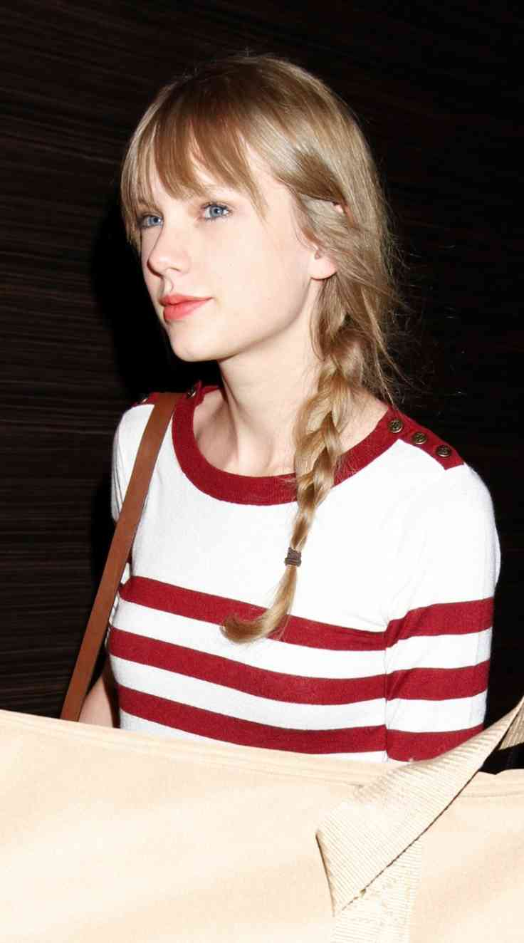 Taylor Swift no make-up