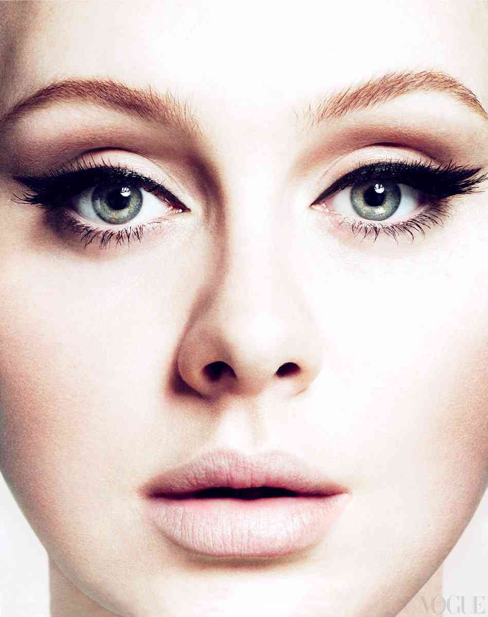 adele cat eye