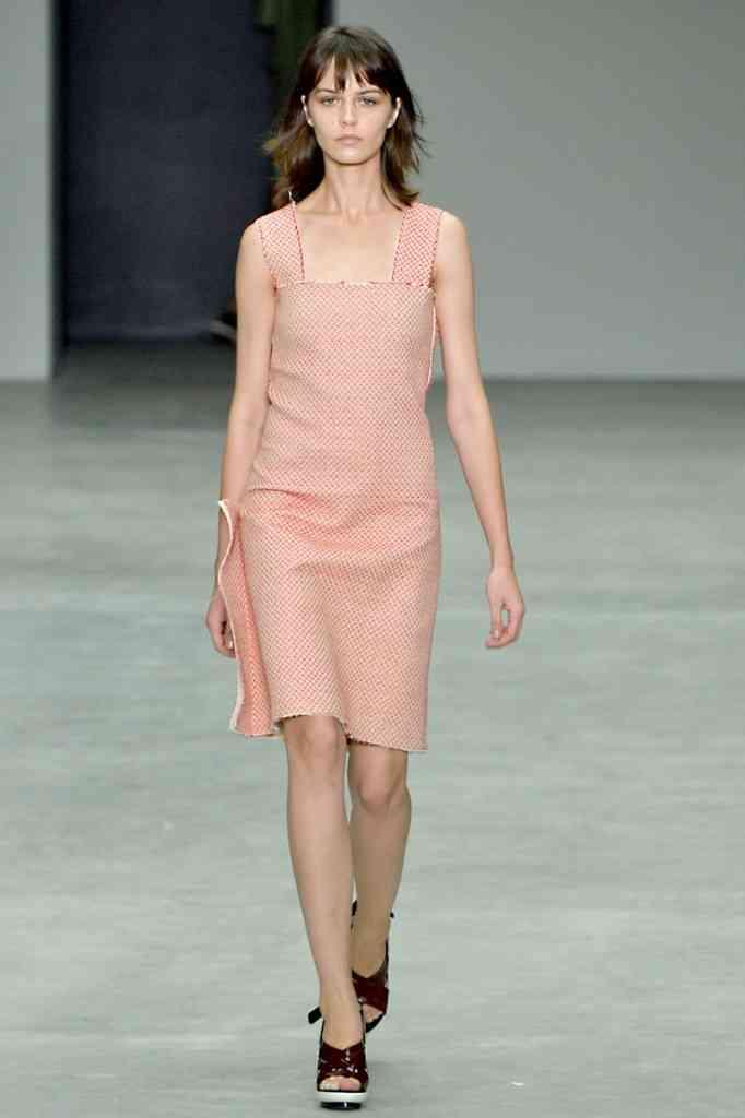 Calvin Klein, colecția Primăvară 2014 RTW