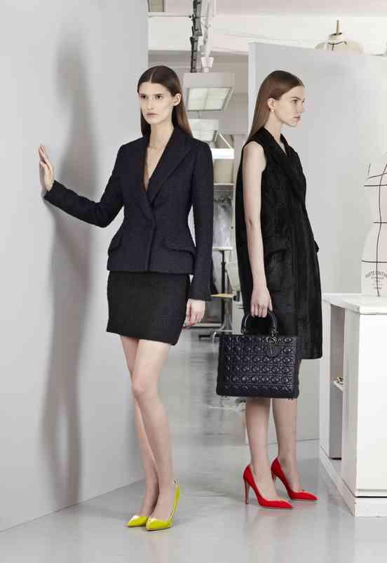 Christian Dior, colectia toamnă/iarnă 2014-2015