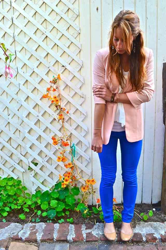 cobalt jeans