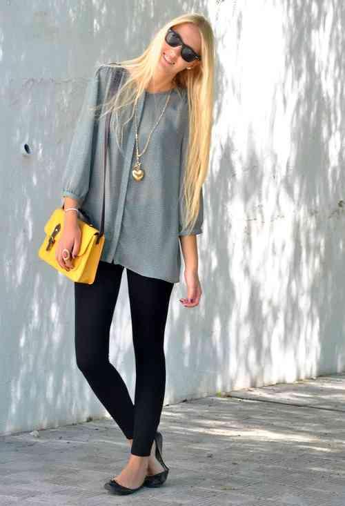 colanti +bluza lunga