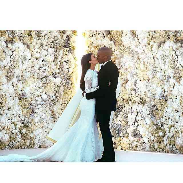 kim kardashian nunta