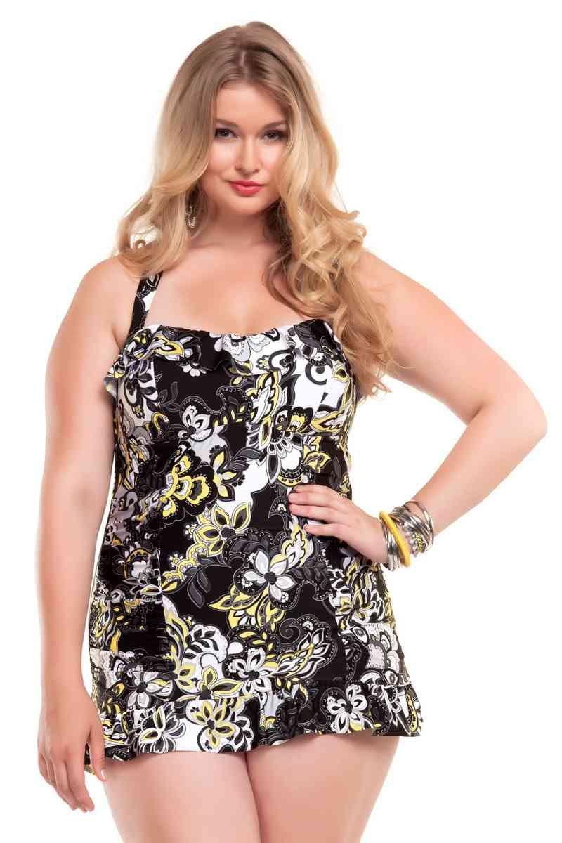 Colectia de costume de baie Becca Etc 2014 pentru femeile cu forme1