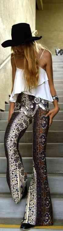 cum sa porti pantaloni cu imprimeuri in aceasta vara13