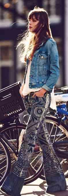 cum sa porti pantaloni cu imprimeuri in aceasta vara19