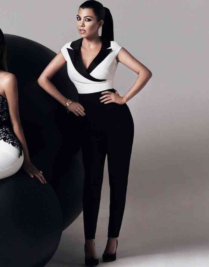 Colecția Kardashian Kollection for Lipsy primăvara_vara 2014_21