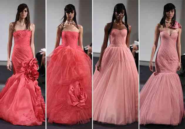 Colectia de rochii de mireasa Vera Wang pentru anul 2014_1