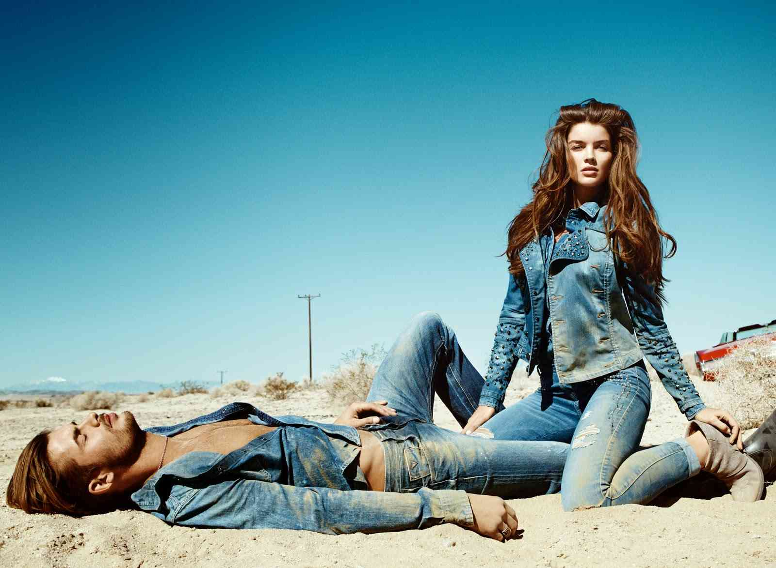 GUESS Fall 2014 Campaign2