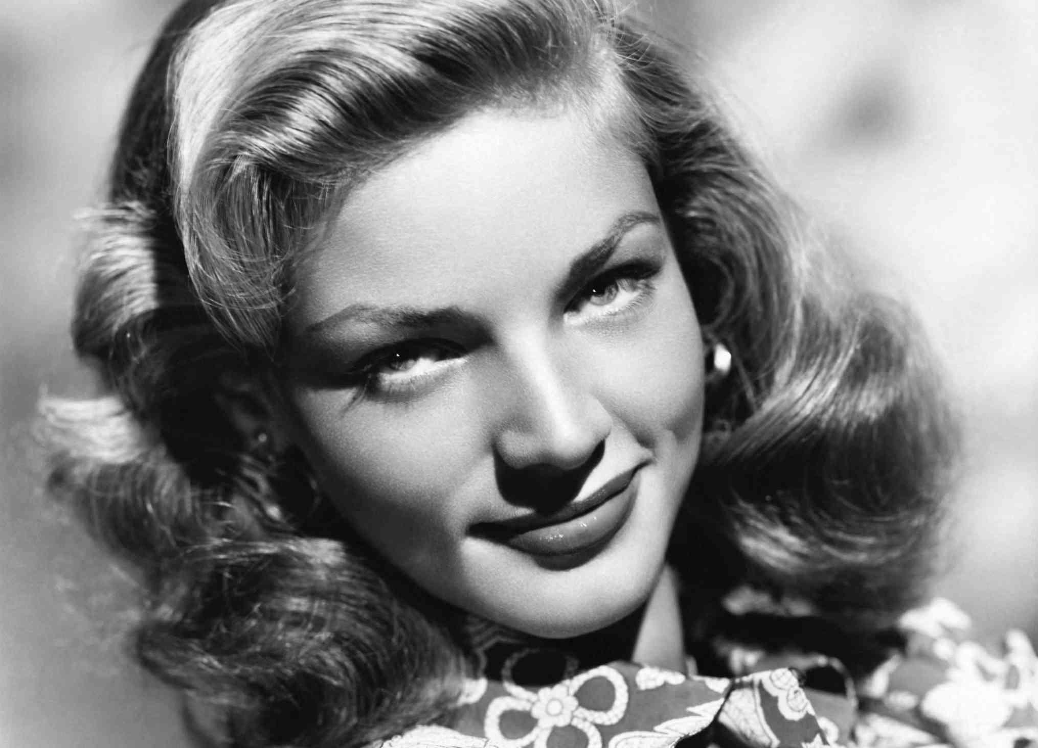 Lauren Bacall a murit 1