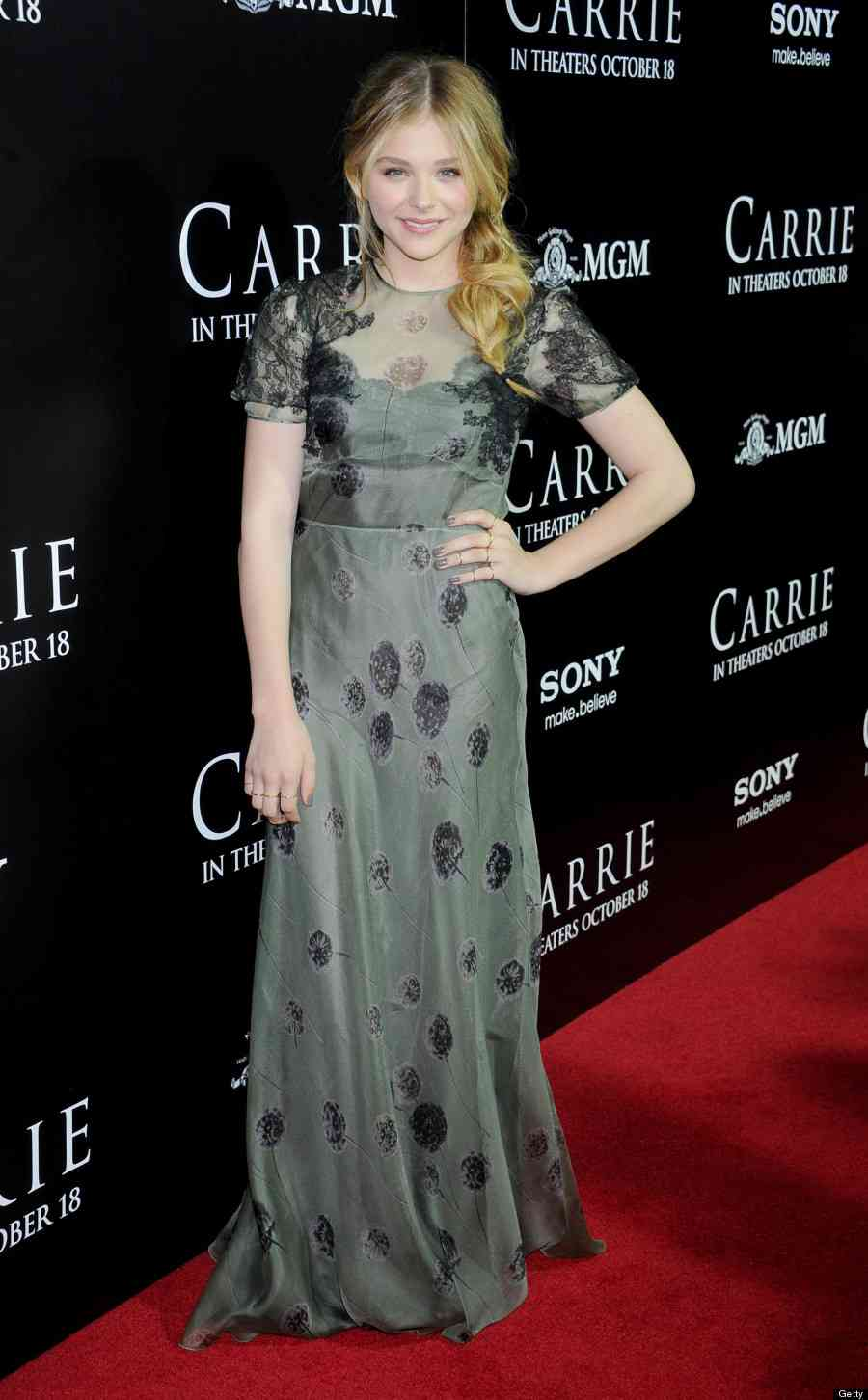 """Carrie"" - Los Angeles Premiere - Arrivals"
