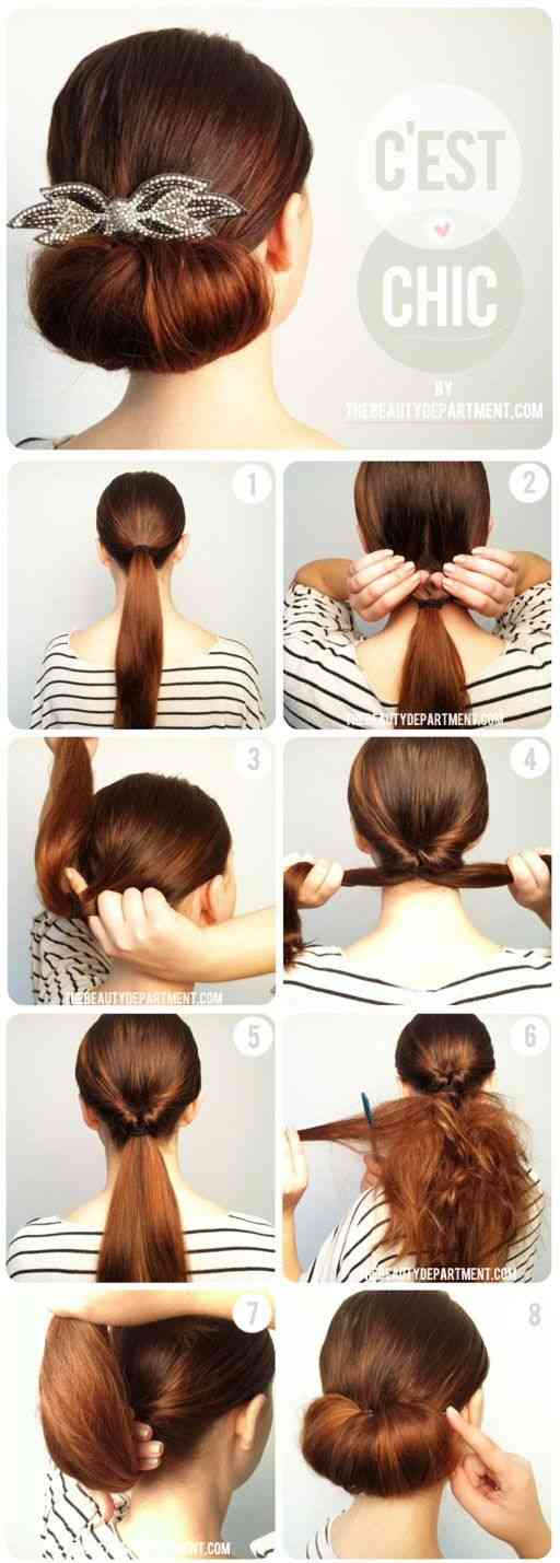 chic-chignon-hair
