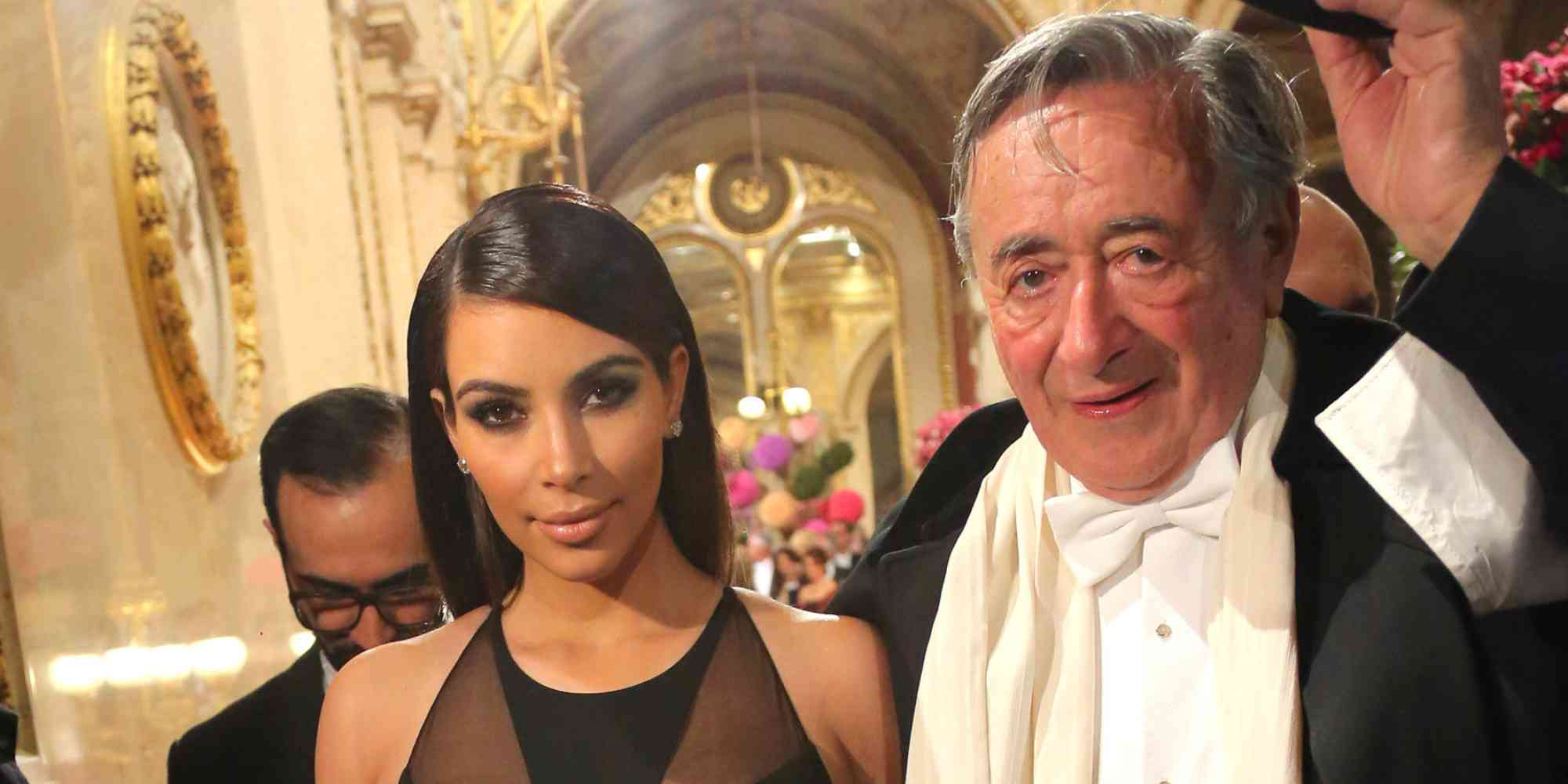 Kim Kardashian goes to the Vienna Ball with her mother Kris Jenner