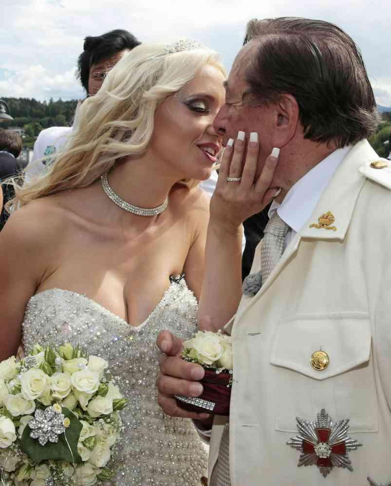 lugner casatorie