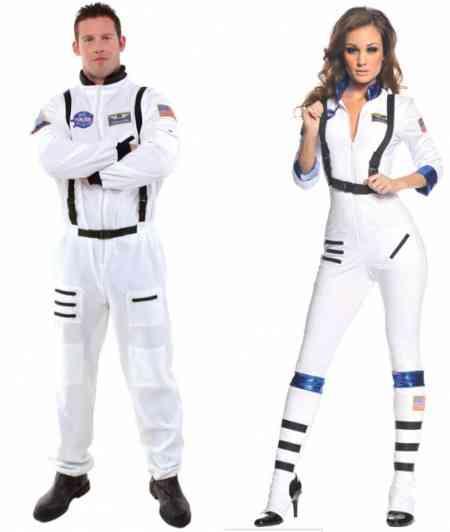 costume de astronaut