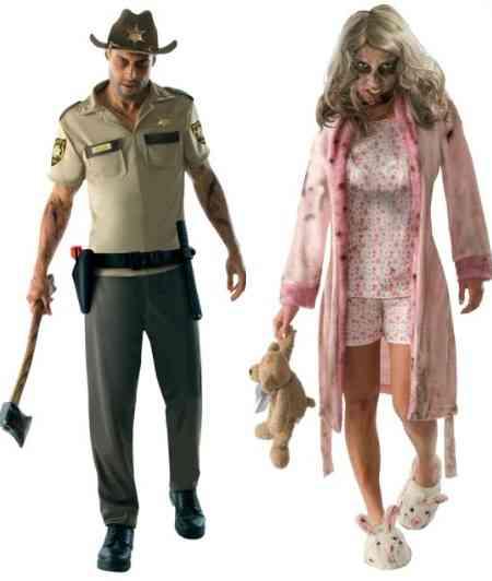 costume walking dead