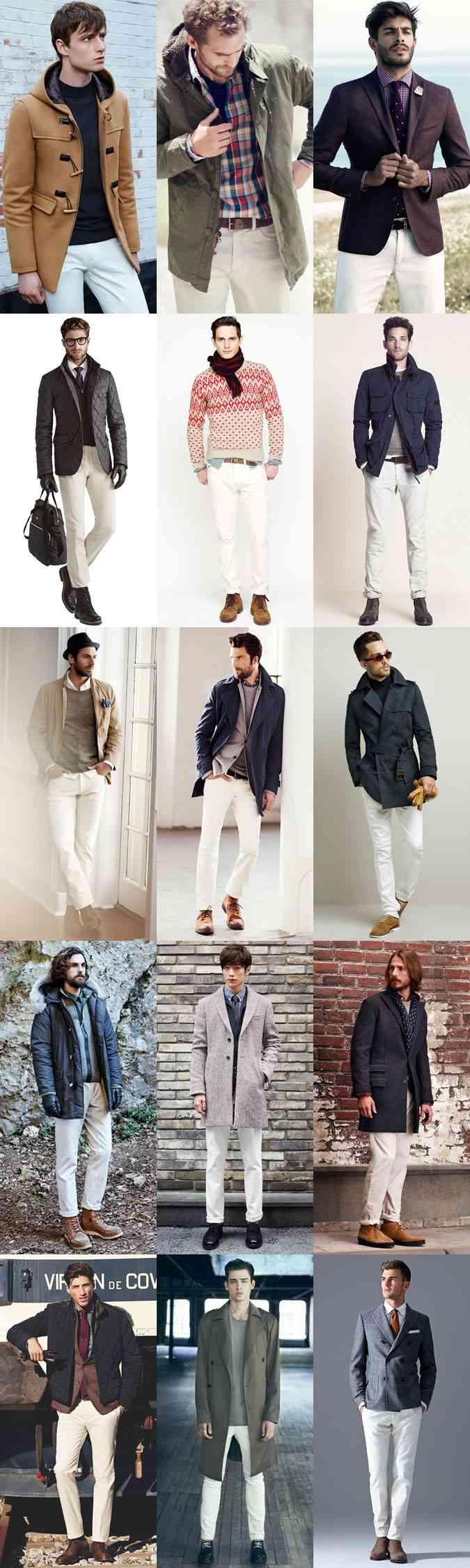 blugii albi la moda iarna