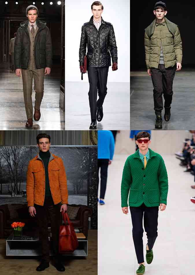 geci de iarna 2014 jacheta matlasata