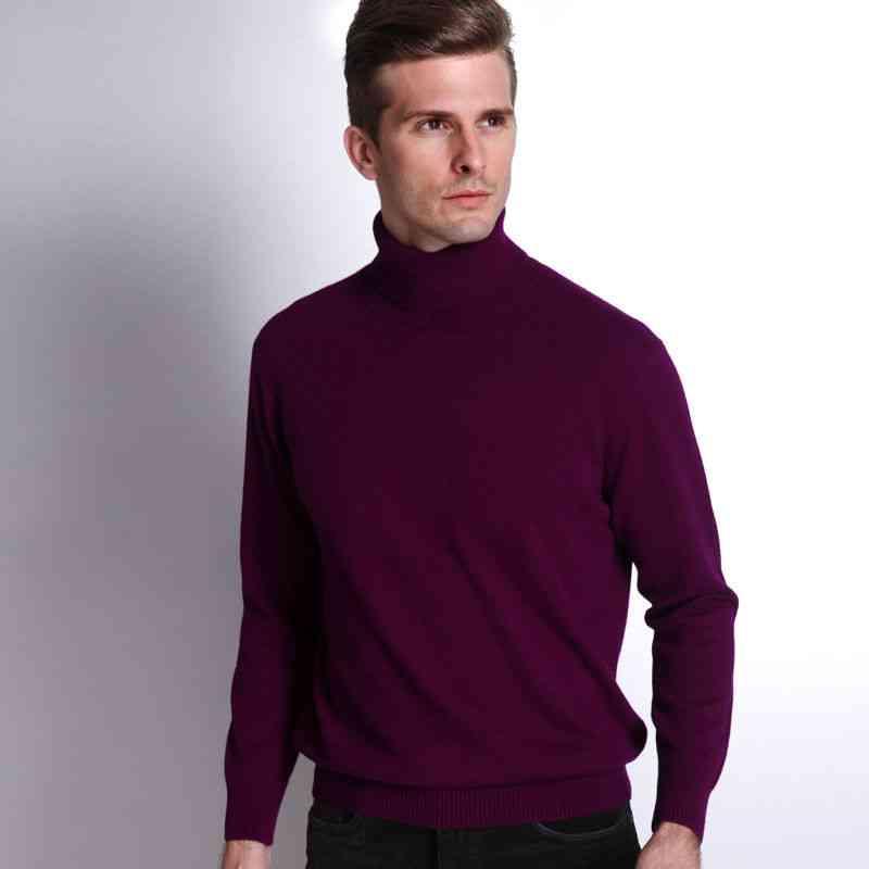 pulover pe gat barbati 2014