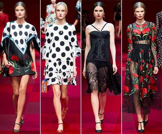 Colecția Dolce & Gabbana pentru primăvara-vara 2015  10