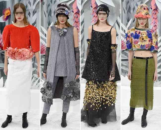 colecția Chanel Couture primăvară - vară 2015000
