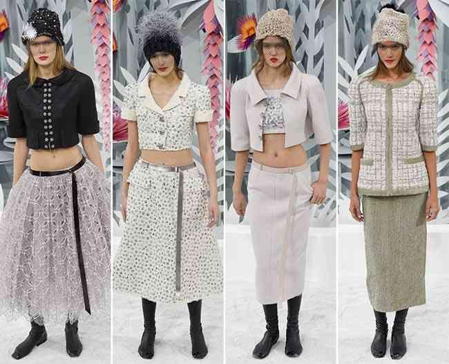 colecția Chanel Couture primăvară - vară 20155