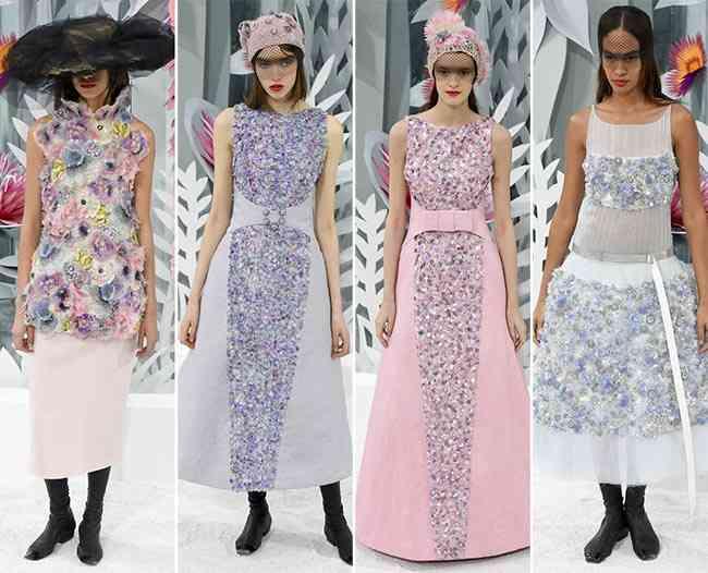colecția Chanel Couture primăvară - vară 201589--