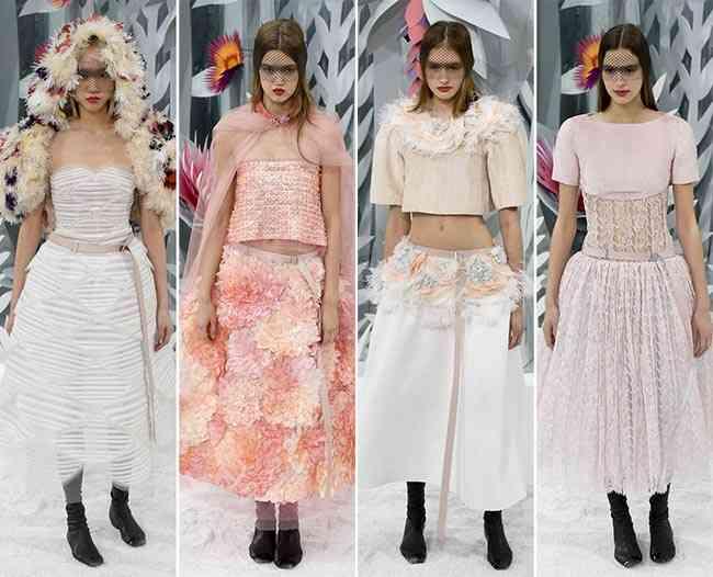colecția Chanel Couture primăvară - vară 201599999