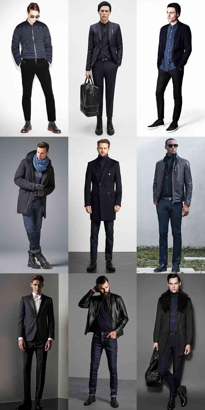 moda 2015 bleumarin