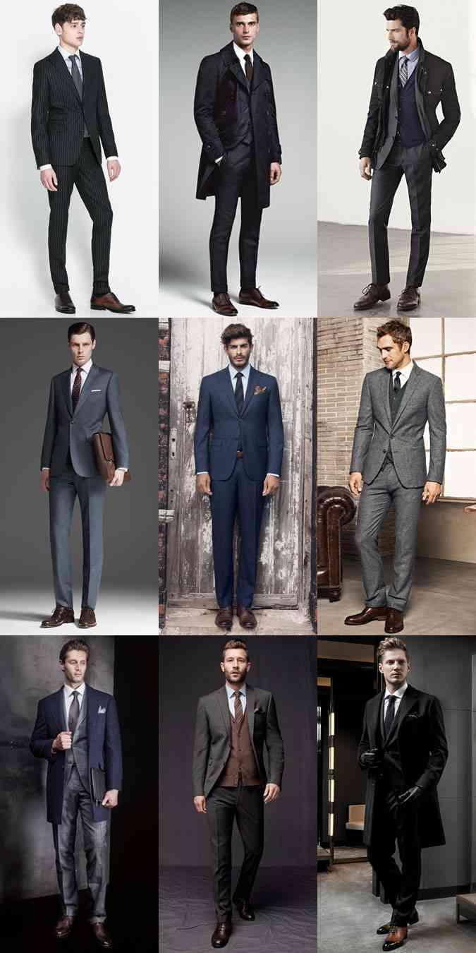moda 2015 pantofi maro