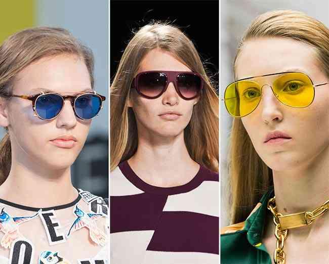 ochelari de soare colorati