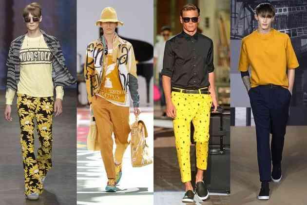 pantaloni la moda 2015 imprimeuri