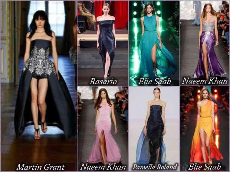 rochii de banchet 2015 decupate