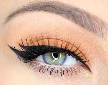 6 machiaj ochi albastri