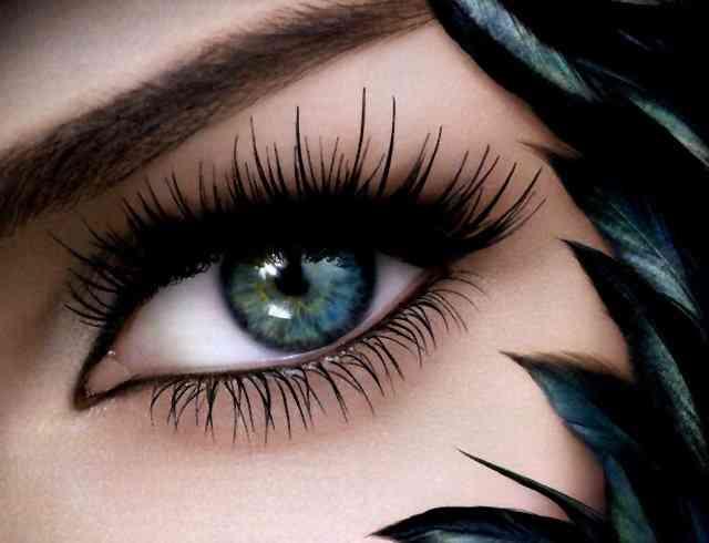 8 machiaj ochi albastri