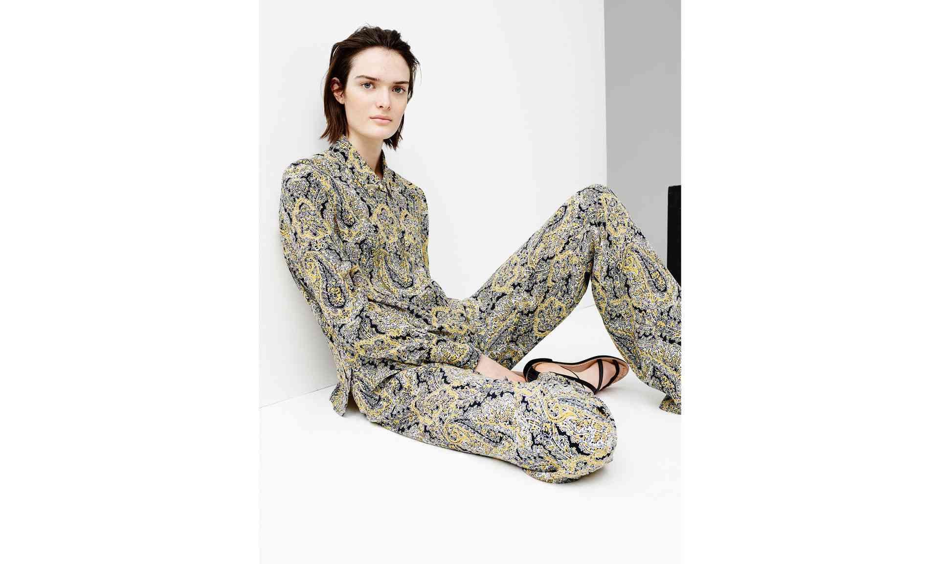 catalogul Zara primăvară 201510