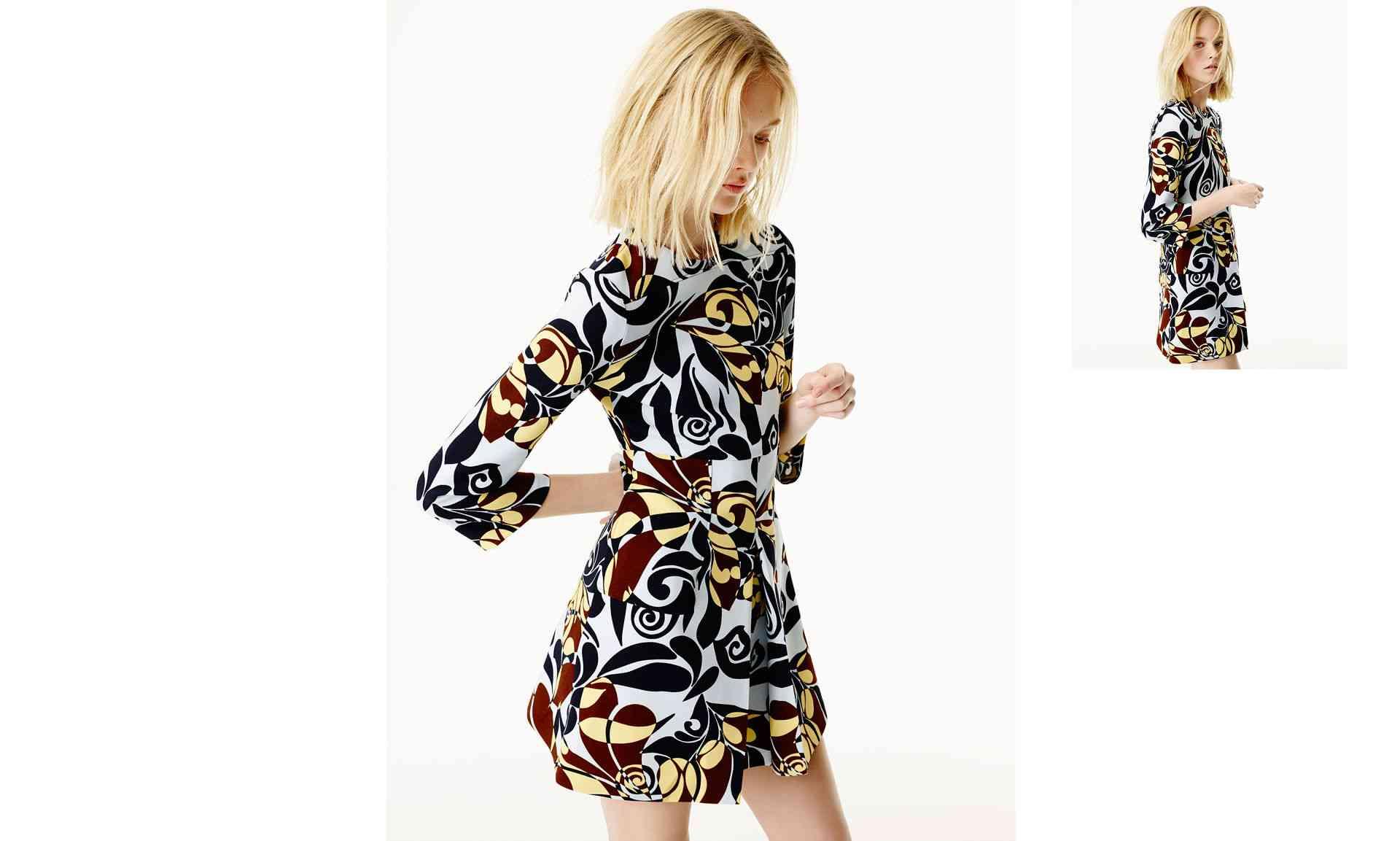 catalogul Zara primăvară 201511