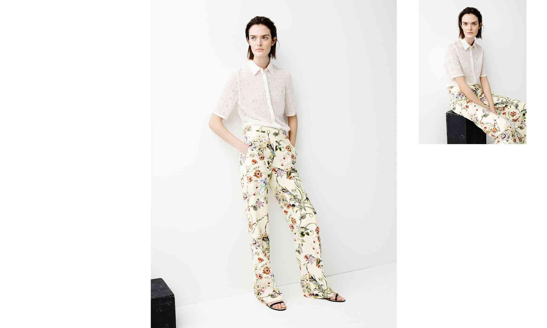 catalogul Zara primăvară 20153