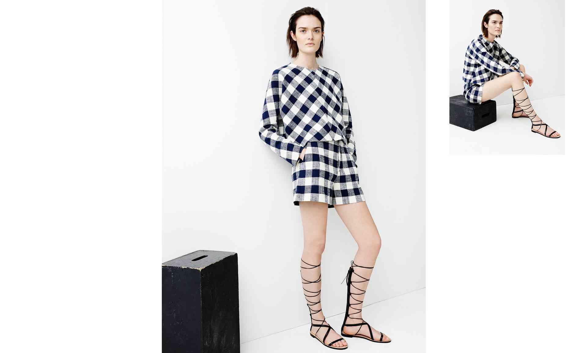 catalogul Zara primăvară 20155