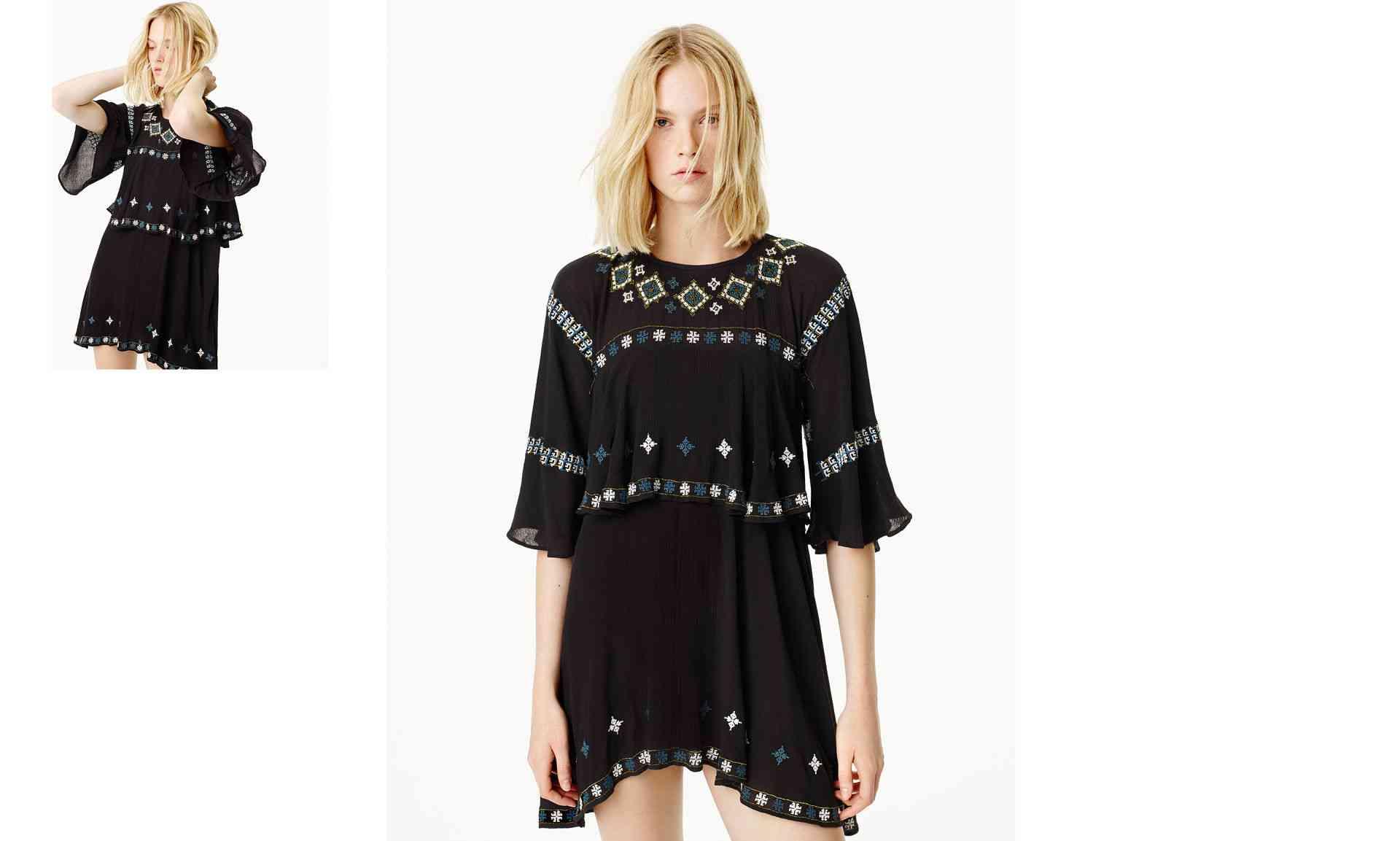 catalogul Zara primăvară 20159