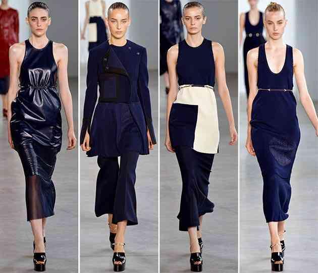 colecția Calvin Klein primăvara - vara 20159