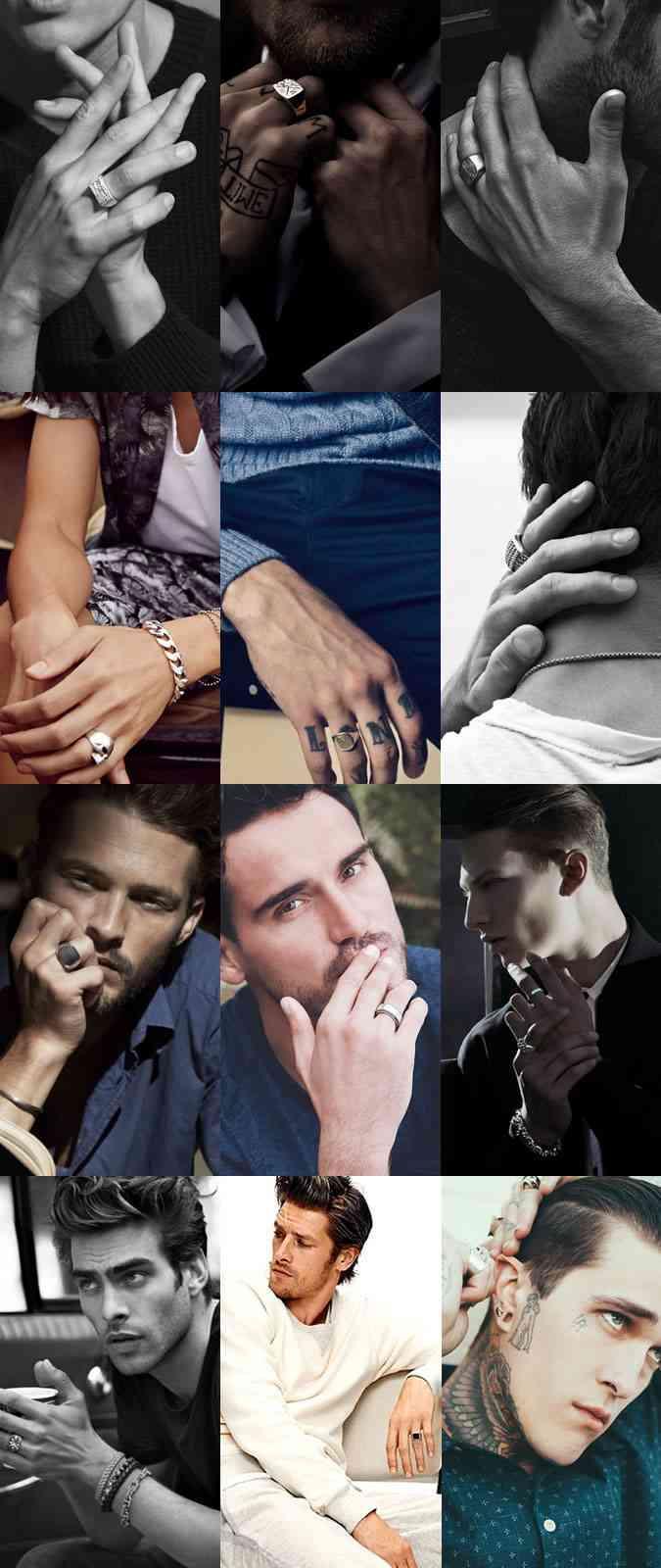 3 inele la moda 2015