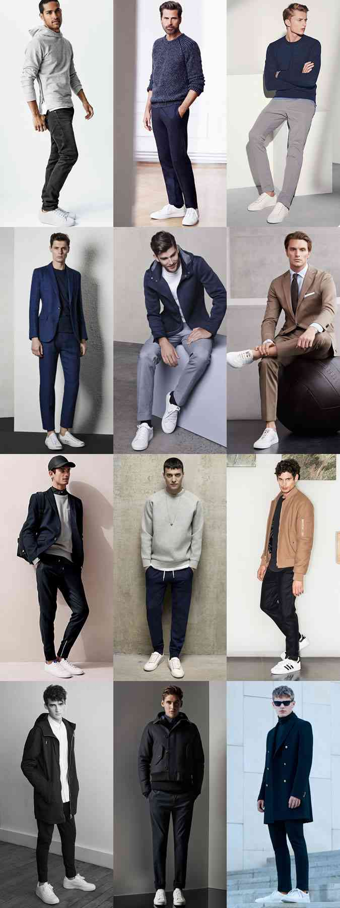 5 pantofi albi la moda