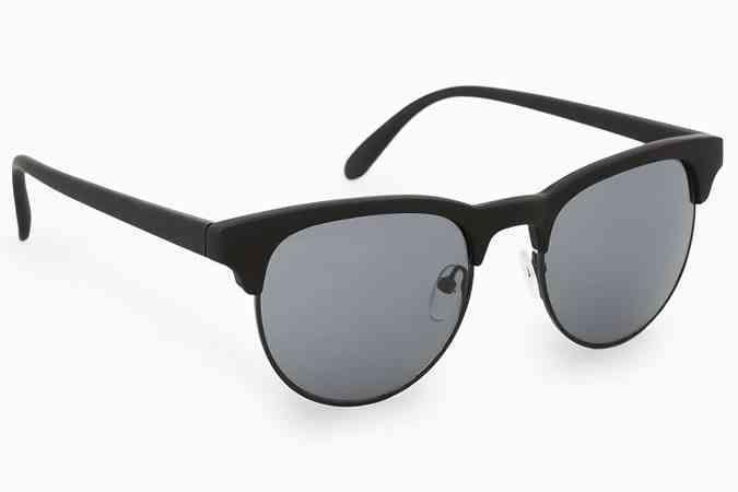 6 haine negreu ochelari