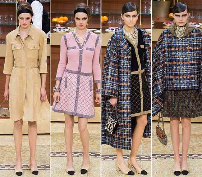 colecția Chanel toamna - iarna 2015-201609