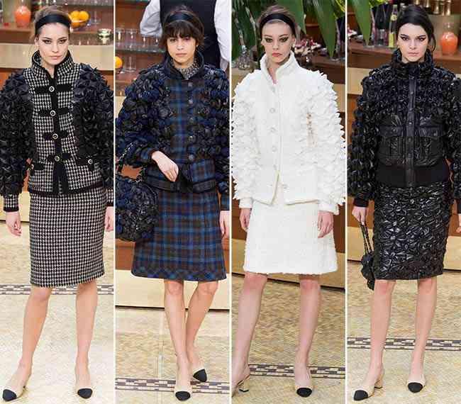 colecția Chanel toamna - iarna 2015-20161