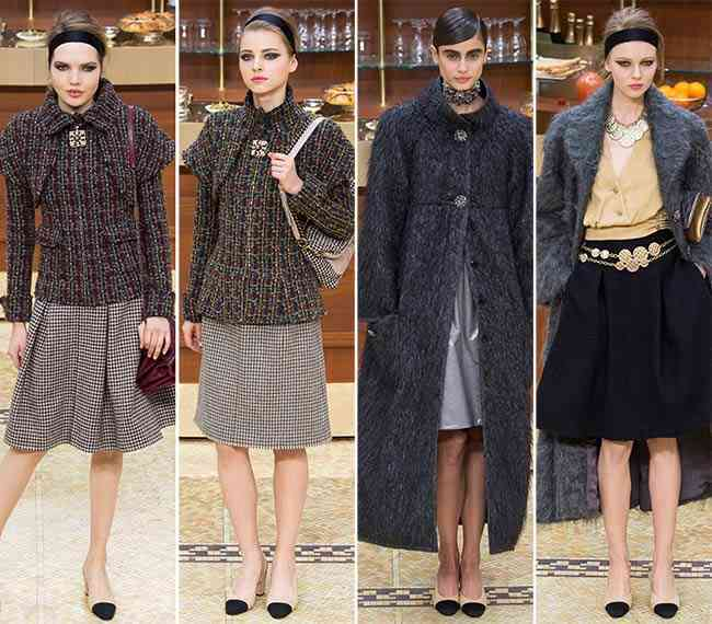 colecția Chanel toamna - iarna 2015-201699