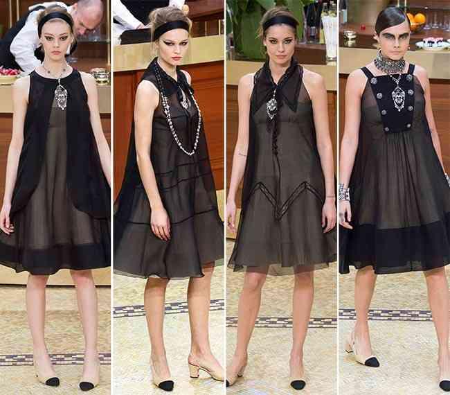 colecția Chanel toamna - iarna 2015-2016iuytr