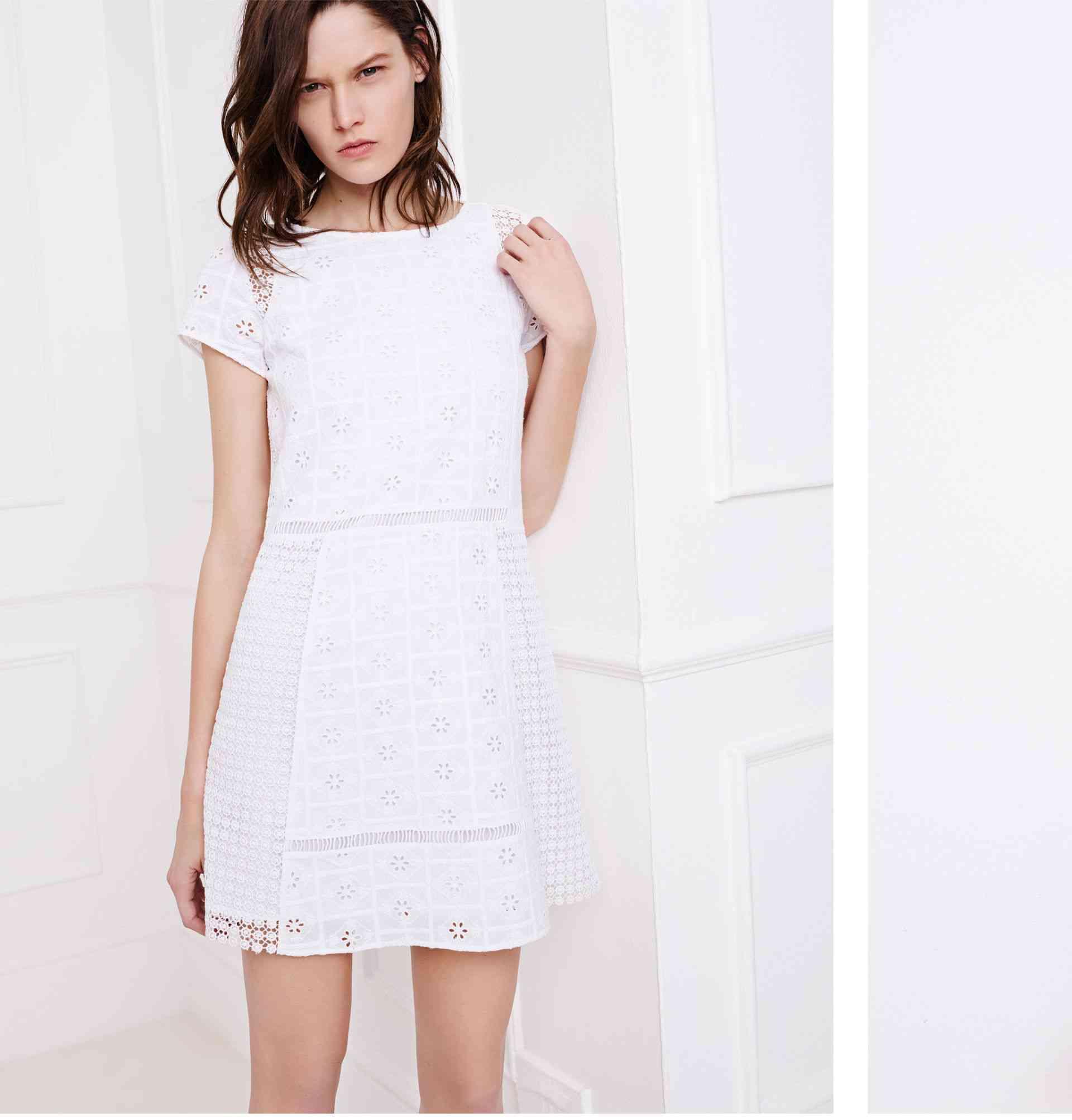 colecția Zara White pentru primăvara 2015 4